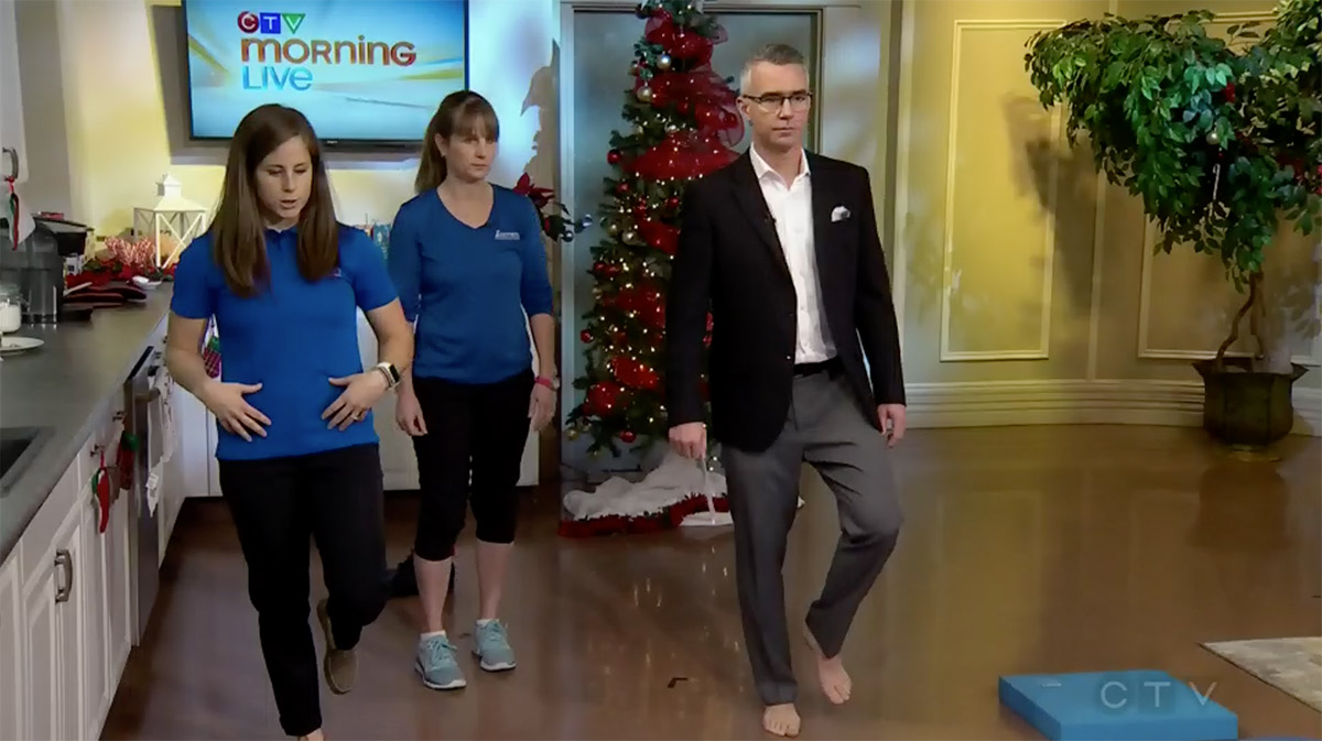 Zoomers Physiotherapy on CTV