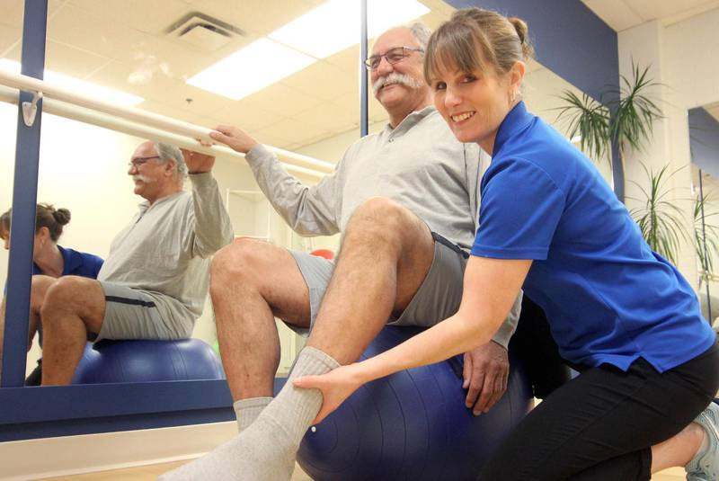 Laura Lundquist Physiotherapist in Halifax NS with a focus on aging population