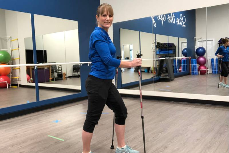 How walking poles could hold the secret to your walking success