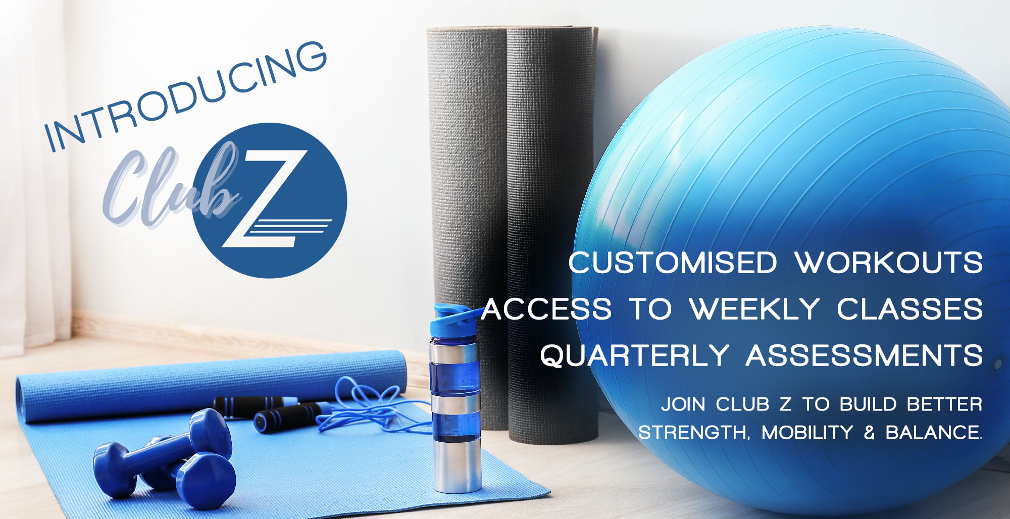 Club Z - Zoomers Physiotherapy